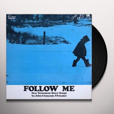 John Ylvisaker FOLLOW ME Vinyl Record