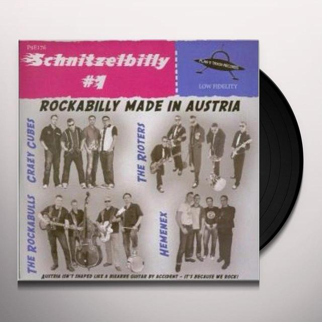 SCHNITZELBILLY: ROCKABILLY MADE IN #1 / VAR Vinyl Record