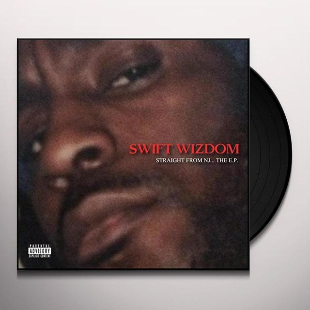 SWIFT WIZDOM STRAIGHT FROM NJ Vinyl Record