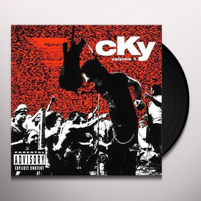 CKY VOLUME 1 Vinyl Record