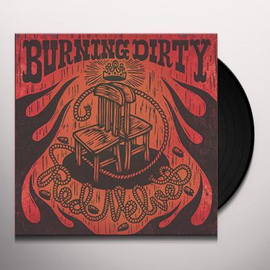 BURNING DIRTY RED VELVET Vinyl Record