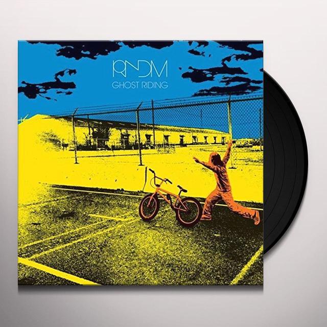 Rndm GHOST RIDING Vinyl Record