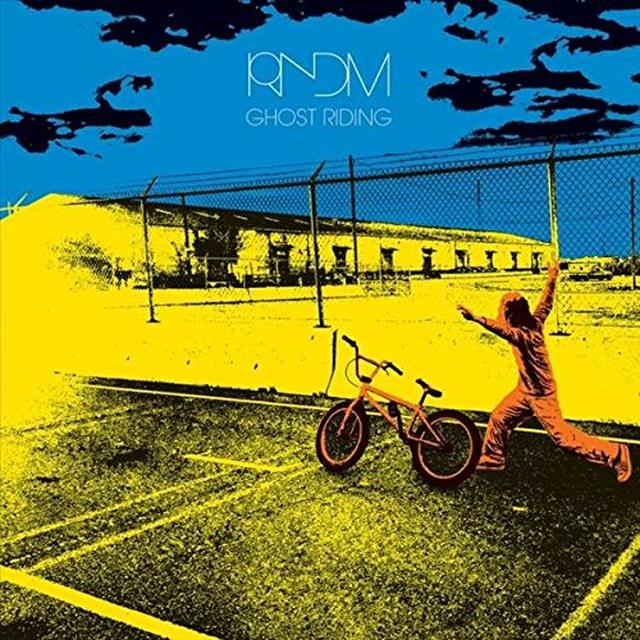 Rndm GHOST RIDING Vinyl Record