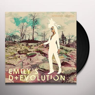 Esperanza Spalding EMILY'S D+EVOLUTION Vinyl Record - Gatefold Sleeve