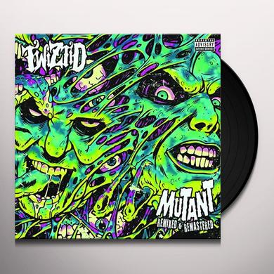 Twiztid MUTANT REMIXED & REMASTERED Vinyl Record - Remastered