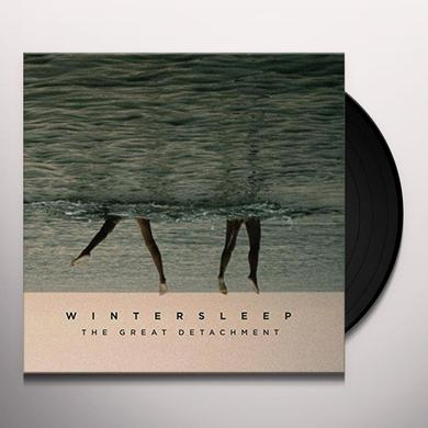 Wintersleep GREAT DETACHMENT Vinyl Record