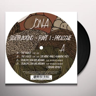 Jona SIDETRACKING - PART 1: PROLOGUE Vinyl Record
