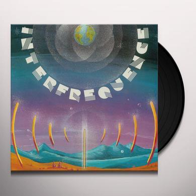 Ariel Kalma INTERFREQUENCE Vinyl Record