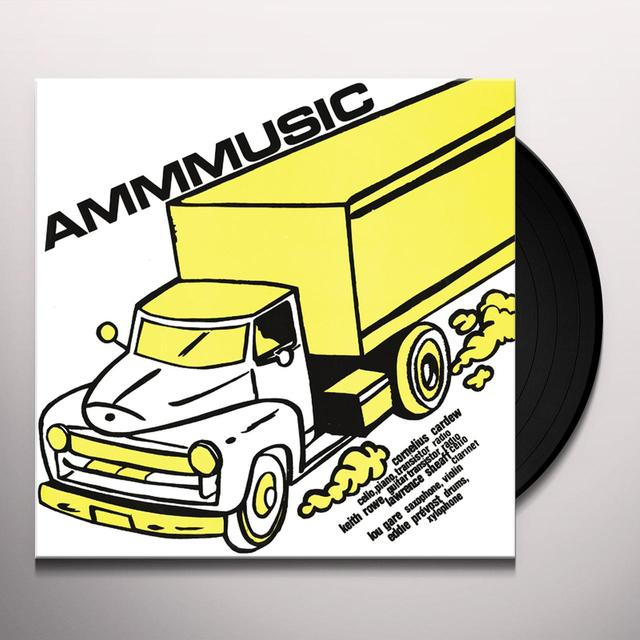 AMMMUSIC Vinyl Record