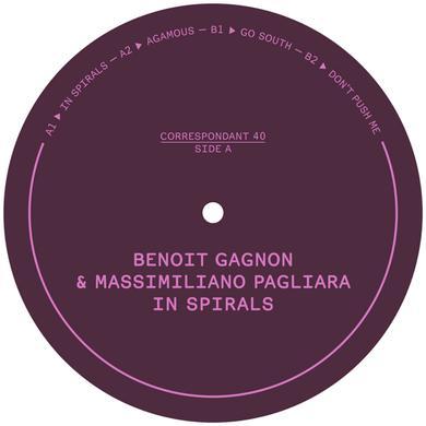 Benoit Gagnon & Massimiliano Pagliara IN SPIRALS Vinyl Record