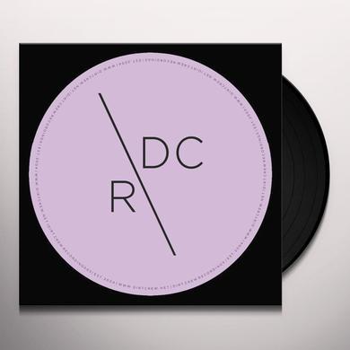 Harry Wolfman & Loz Goddard SQUARE LANE (EP) Vinyl Record