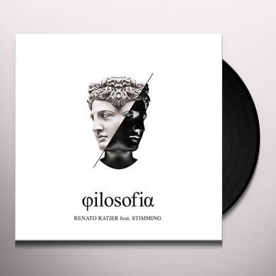 Renato Ratier FILOSOFIA Vinyl Record