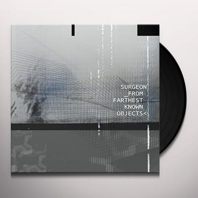 SURGEON FROM FARTHEST KNOWN OBJECTS Vinyl Record
