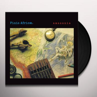 Finis Africae AMAZONIA Vinyl Record