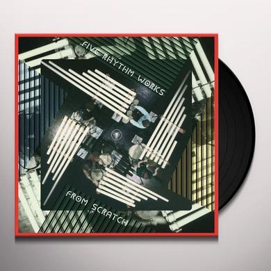 FROM SCRATCH FIVE RHYTHM WORKS Vinyl Record