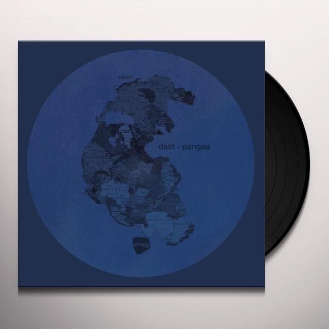 Dast PANGEA Vinyl Record