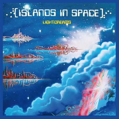 LIGHTDREAMS ISLANDS IN SPACE Vinyl Record