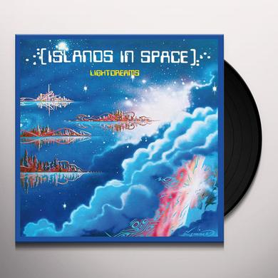 LIGHTDREAMS ISLANDS IN SPACE Vinyl Record