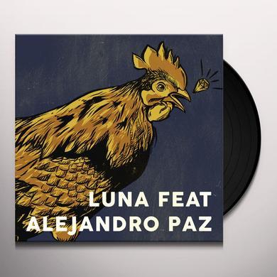 LUNA / CARISMA H+P SPLIT 7 01 Vinyl Record