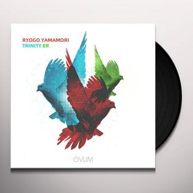 Ryogo Yamamori TRINITY (EP) Vinyl Record