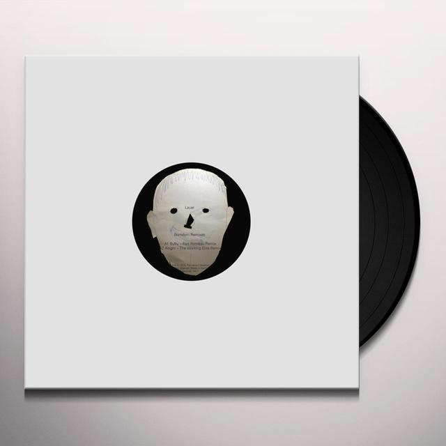 Lauer BORNDOM REMIXES Vinyl Record - Remixes