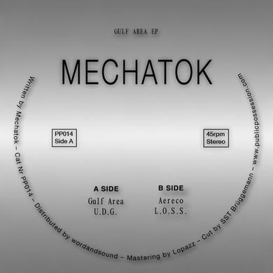 MECHATOK GULF AREA Vinyl Record