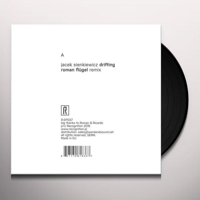 Jacek Sienkiewicz DRIFTING REMIXES Vinyl Record