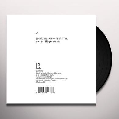 Jacek Sienkiewicz DRIFTING REMIXES Vinyl Record - Remixes
