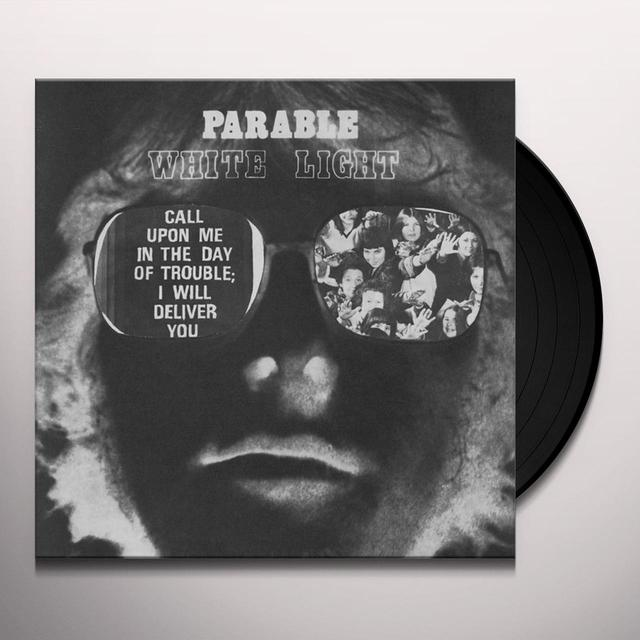 WHITE LIGHT PARABLE Vinyl Record