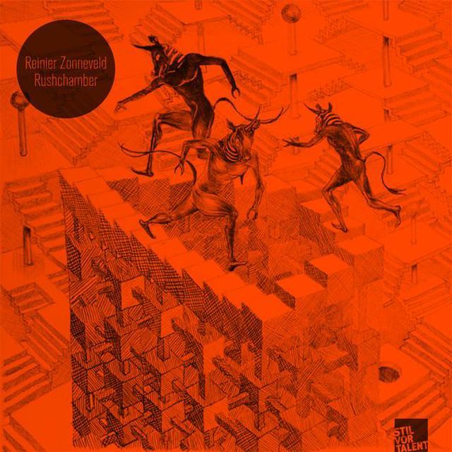 Reinier Zonneveld RUSHCHAMBER Vinyl Record