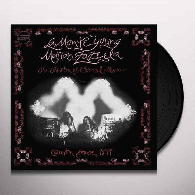La Monte Young / Marian Zazeela / The Theatre Of DREAM HOUSE 78'17 Vinyl Record