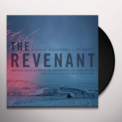 Ryuichi Sakamoto / Alva Noto REVENANT / O.S.T. Vinyl Record