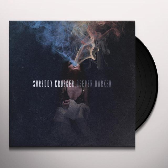 Shreddy Krueger DEEPER DARKER Vinyl Record