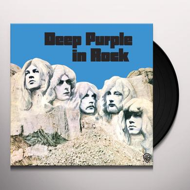 DEEP PURPLE IN ROCK Vinyl Record