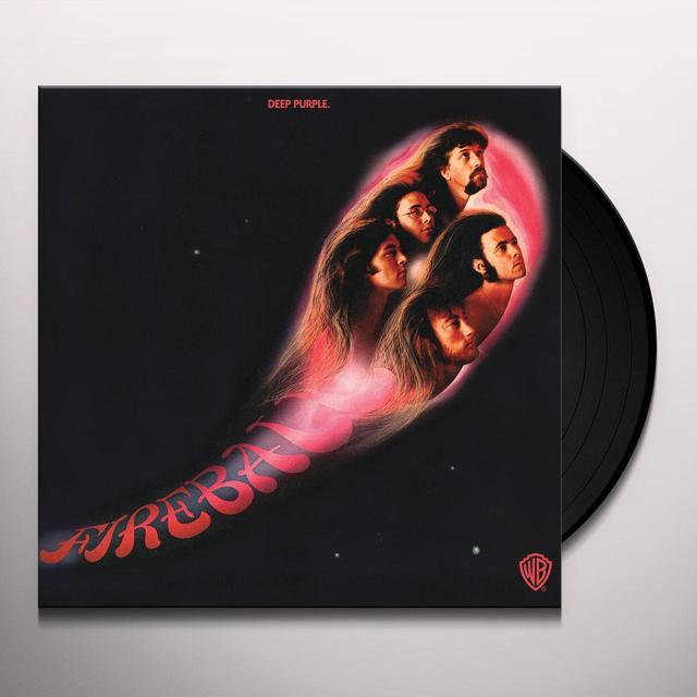 Deep Purple FIREBALL Vinyl Record