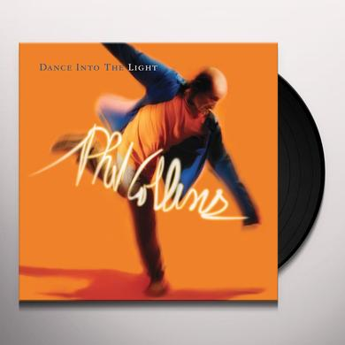 Phil Collins DANCE INTO THE LIGHT Vinyl Record