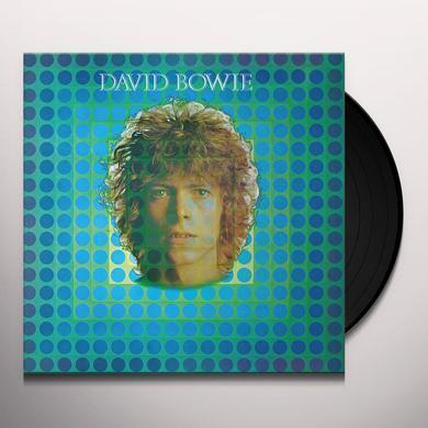 DAVID BOWIE AKA SPACE ODDITY Vinyl Record - 180 Gram Pressing