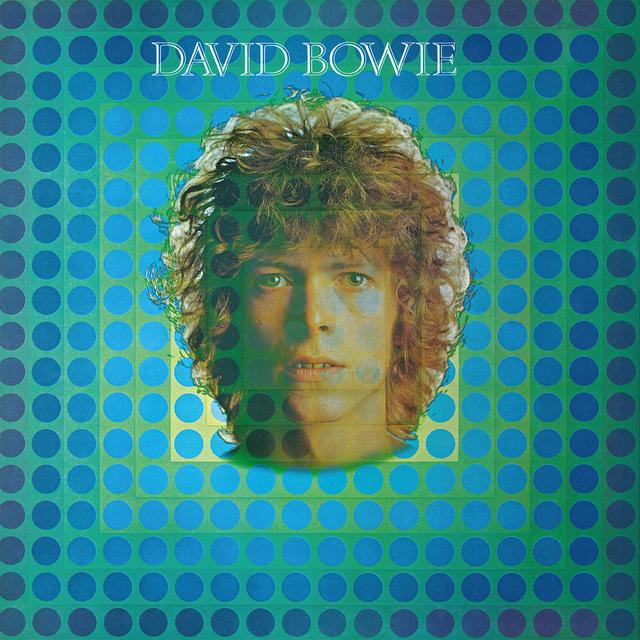 DAVID BOWIE AKA SPACE ODDITY Vinyl Record