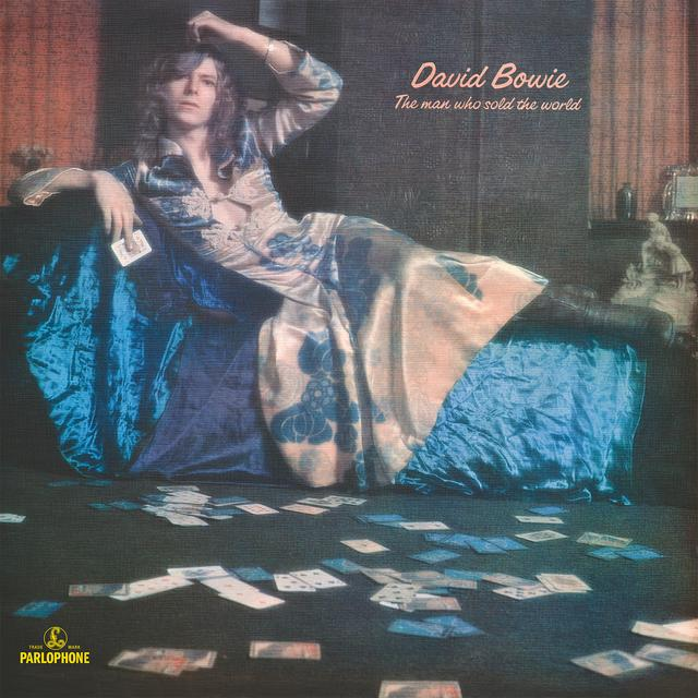David Bowie MAN WHO SOLD THE WORLD Vinyl Record