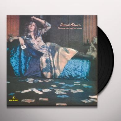 David Bowie MAN WHO SOLD THE WORLD Vinyl Record - 180 Gram Pressing