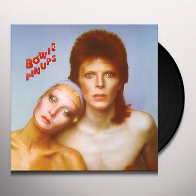 David Bowie PINUPS Vinyl Record - 180 Gram Pressing