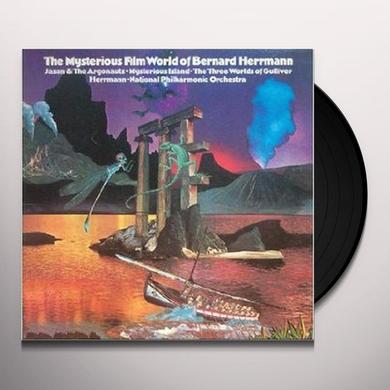 MYSTERIOUS FILM WORLD OF BERNARD HERRMANN / O.S.T. Vinyl Record