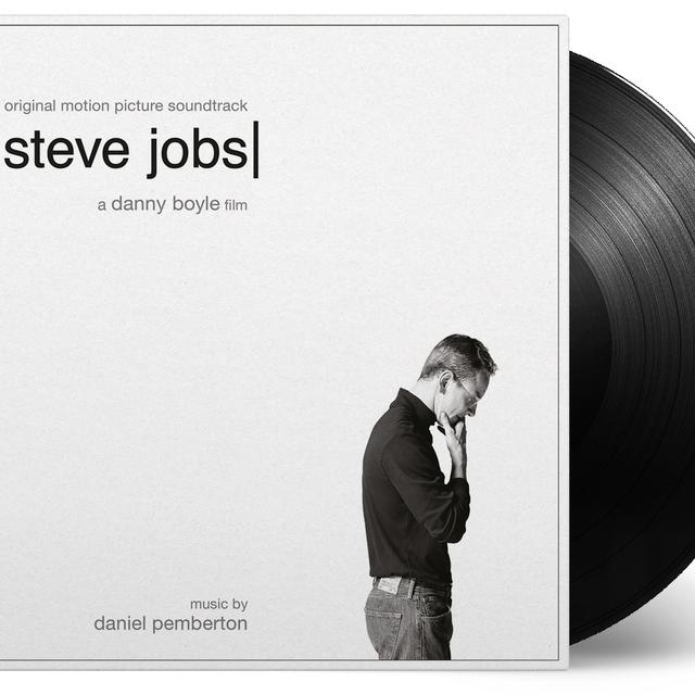 STEVE JOBS / O.S.T. (GATE) (OGV) STEVE JOBS / O.S.T. Vinyl Record