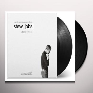 STEVE JOBS / O.S.T. (GATE) (OGV) STEVE JOBS / O.S.T. Vinyl Record - Gatefold Sleeve, 180 Gram Pressing