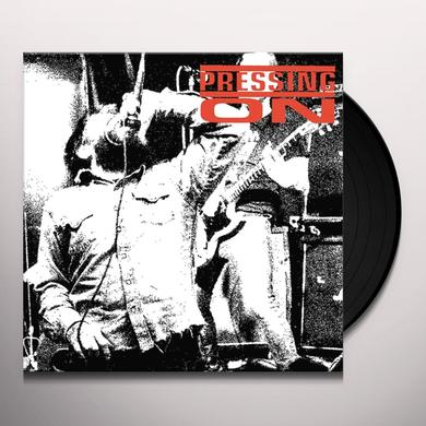 PRESSING ON NO DEFEAT NO CAPITULATION Vinyl Record