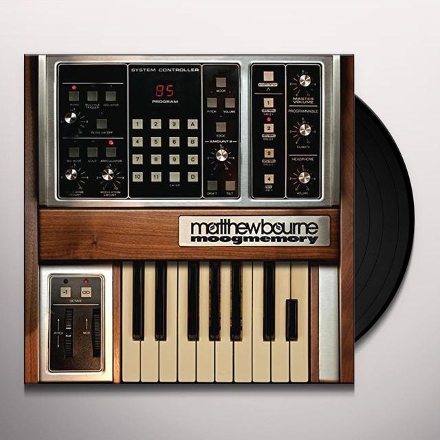 Matthew Bourne MOOGMEMORY Vinyl Record