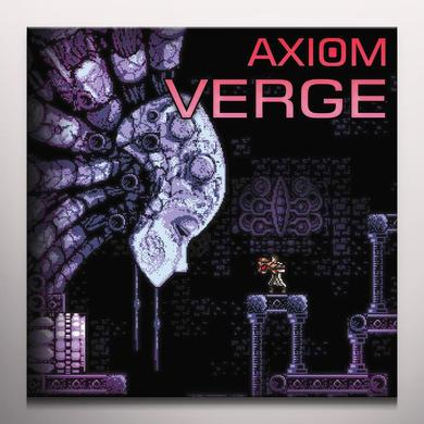 Thomas Happ AXIOM VERGE / O.S.T. Vinyl Record - Purple Vinyl