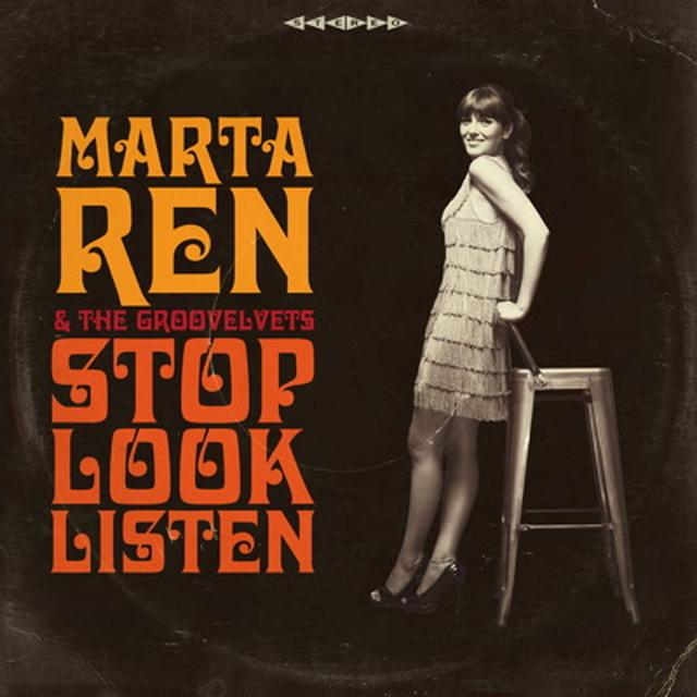 Marta Ren & The Groovelvets