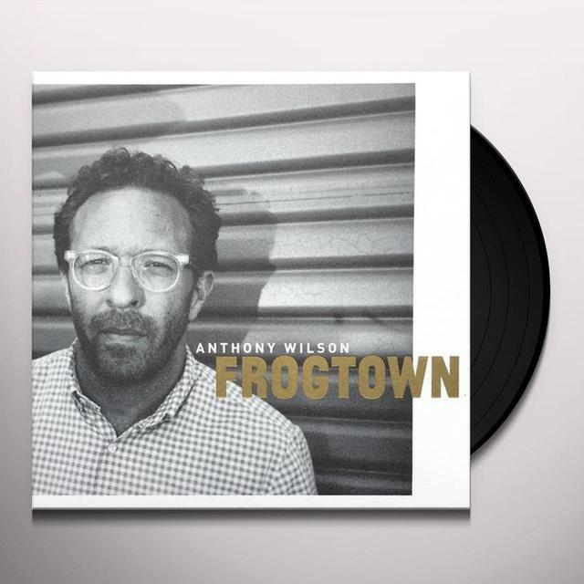 Anthony Wilson FROGTOWN Vinyl Record - 180 Gram Pressing