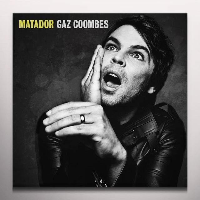 Gaz Coombes MATADOR Vinyl Record